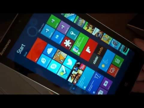 Lenovo Miix 2 – rychlý pohled na nejlepší tablet v ceně 10.000 Kč