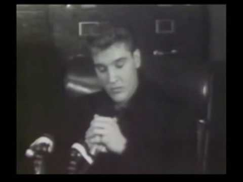 Elvis Post Army Interview 1960 | Pt 1