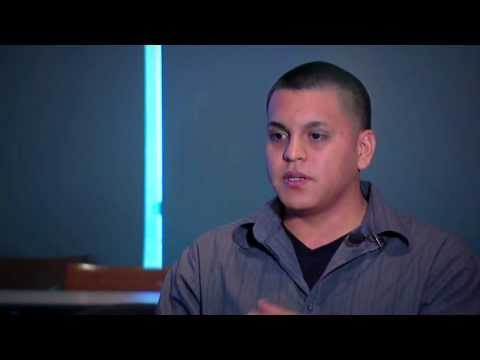 Youth Program participant that found  the support that he needed to pursue his goals.