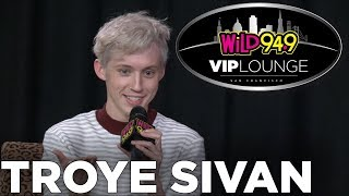 Video Troye Sivan talks My My My! Music Video, Valentines Day Tips, and Deepest Secrets! download in MP3, 3GP, MP4, WEBM, AVI, FLV January 2017