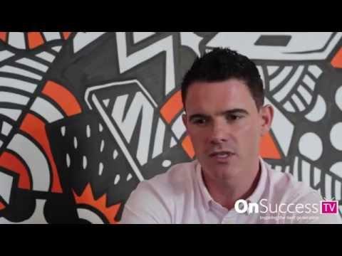 On Success meet Jonny Cadden of Business Rocks