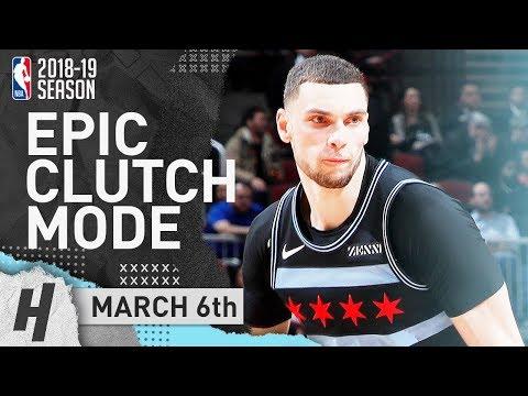 Zach LaVine UNREAL Full Highlights Bulls vs 76ers 2019.03.06 - 39 Points, GAME-WINNER! - Thời lượng: 2 phút, 27 giây.