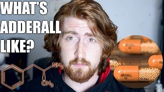 Download Video What's Adderall Like? The Commonly Prescribed ADD Medication MP3 3GP MP4