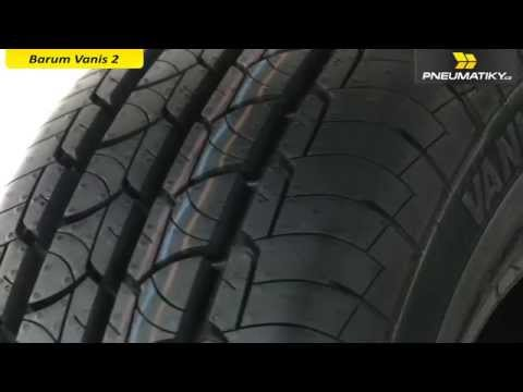 Youtube Barum Vanis 2 225/65 R16 C 112/110 R 8pr Letní