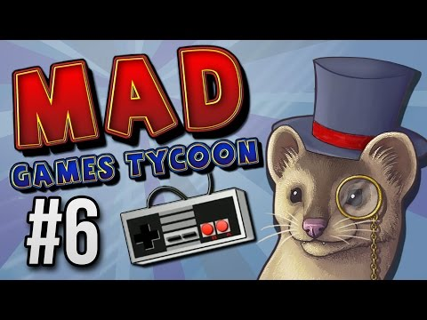 Mad Games Tycoon Ep Mad Games Tycoon #6 - D.O.R.C. ★ Let's Play Mad Games Tycoon