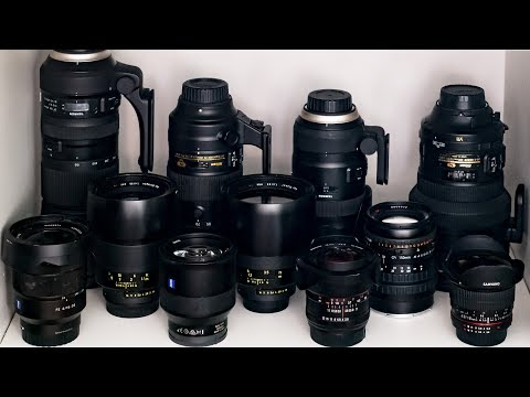 What lenses should you pack??  (1 Minute Photo Tip)