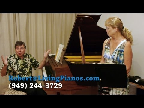 How to accompany other musicians on the piano