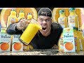 Download Lagu ORANGE-IEST DRINK IN THE WORLD CHALLENGE!!! (EXTREMELY DANGEROUS) *99% PULP ORANGE JUICE* Mp3 Free