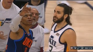 Video Ricky Rubio SHUTS UP RUSSELL WESTBROOK AND EXPOSES HIM AFTER HE SAID HE WOULD SHUT HIM DOWN! MP3, 3GP, MP4, WEBM, AVI, FLV Desember 2018