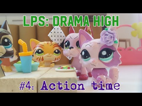 LPS: Drama High | Episode #4: Action Time