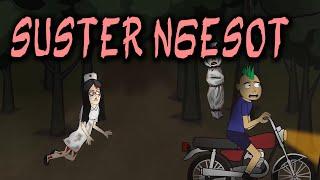 Video Ngantar Suster Ngesot Ketemu Pocong | Animasi Horor Kartun Lucu | Warganet Life MP3, 3GP, MP4, WEBM, AVI, FLV Januari 2019