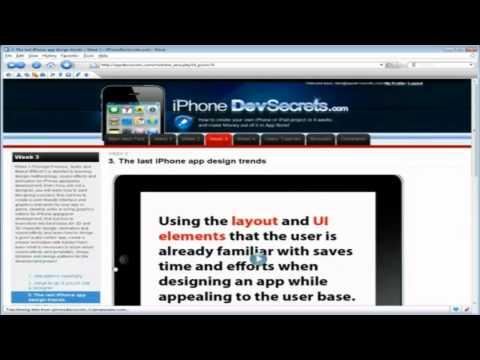How to Create App-Iphone DEV Secrets Insider