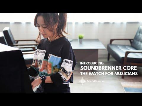 ORA DISPONIBILE: Soundbrenner CORE... L'orologio del musicista!