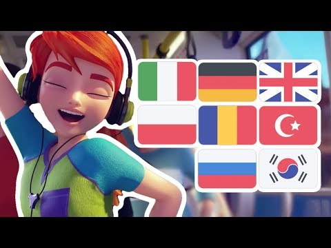 LEGO Friends - We've Got Heart In Various Languages