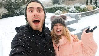 Video SNOW DAY WITH FRIENDS! MP3, 3GP, MP4, WEBM, AVI, FLV April 2018