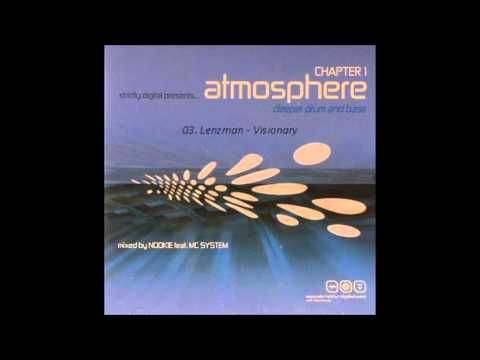 Strictly Digital Presents... Atmosphere Chapter 1 - Deeper Drum And Bass