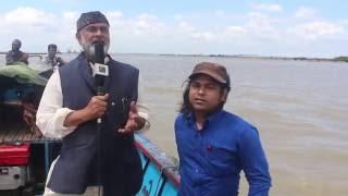 পদ্মা সেতু সম্পর্কে নদীর মাঝেই যা বললেন ডা. আলমগীর মতি@Swadesh.tv full download video download mp3 download music download