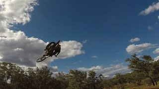 Coonabarabran Australia  city pictures gallery : Goanna Tracks Motocross - Coonabarabran Australia Day Weekend 2015 GoPro Hero HD