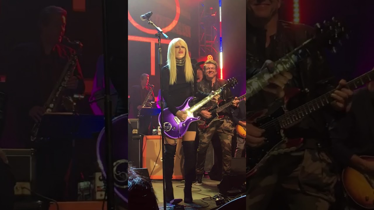 "Billy Gibbons RIchie Sambora Orianthi Lindsay Ell Joe Don Rooney ""Gregg Allman Tribute"" Terminal 5"