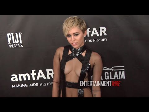 ENTERTAINMENT - Please follow us on twitter. Http://www.twitter.com/entwire Miley Cyrus, Rihanna amfAR LA Inspiration Gala Honoring Tom Ford Hosted By Gwyneth Paltrow Oct 29, 2014 - Milk Studios - Hollywood,...
