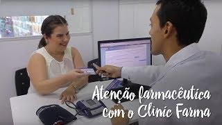 Momento Clinic Farma – Atenção farmacêutica com o Clinic Farma