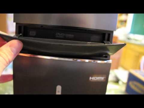 Acer Aspire ATC 605 Desktop unboxing