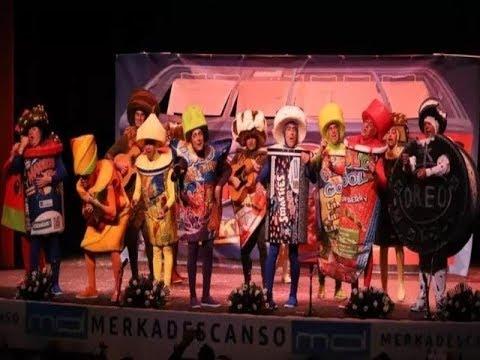 Una chirigota muy fresquita Preliminares Carnaval Colombino 2020.