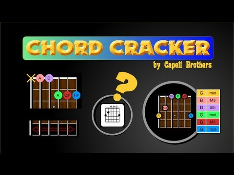 Video of Guitar Chord Cracker
