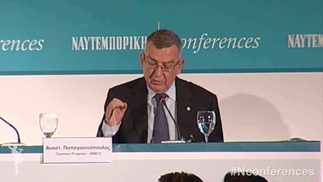 Αναστάσιος Παπαγιαννόπουλος, Principal, Common Progress Co Na SA, President Designate, BIMCO