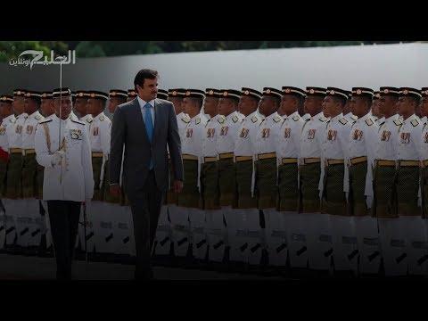 هكذا-اختتم-أمير-قطر-جولته-الآسيوية