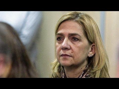 Ισπανία: Ξεκίνησε η δίκη της πριγκίπισσας Κριστίνα