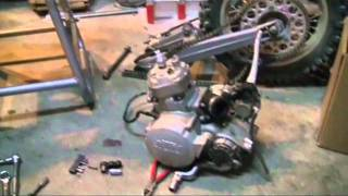 9. KTM 65 tear down Part 1