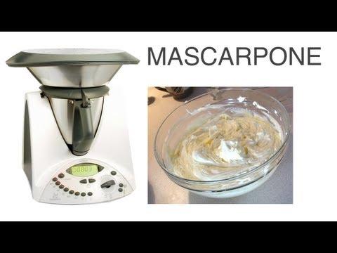 video ricetta: bimby - come fare il mascarpone.