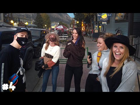 Freestyle Rapper surprises random strangers!