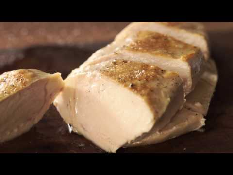 Make a Juicy, Tender, Perfect Every Time Chicken Breast with Sous Vide (видео)