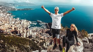 Download Video NOT YOUR NORMAL MONACO HIKE! | VLOG³ 85 MP3 3GP MP4