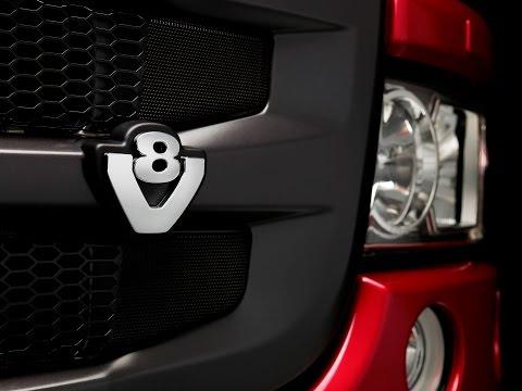 Scania V8 Real Sound 1.25
