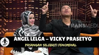 Video PERNIKAHAN ANGEL LELGA DAN VICKY PRASETYO | HITAM PUTIH (21/02/18) 1-3 MP3, 3GP, MP4, WEBM, AVI, FLV Mei 2018