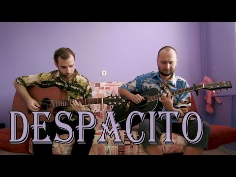 Luis Fonsi – Despacito (acoustic guitar cover, tabs)