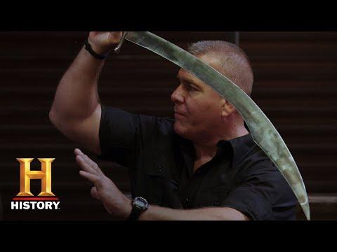 Knight Fight: The Scimitar Sword (Season 1, Episode 5) | History