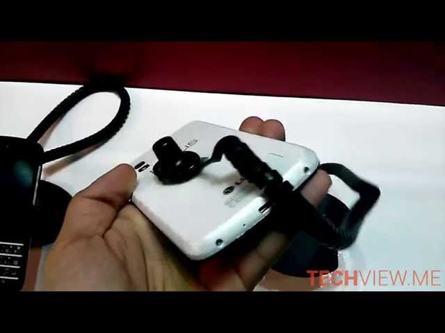 Hands on with the white Google Nexus 4