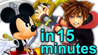 The Road To Kingdom Hearts 3 | A Brief History
