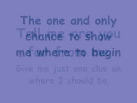 Destine - Where Are You Now (lyrics)