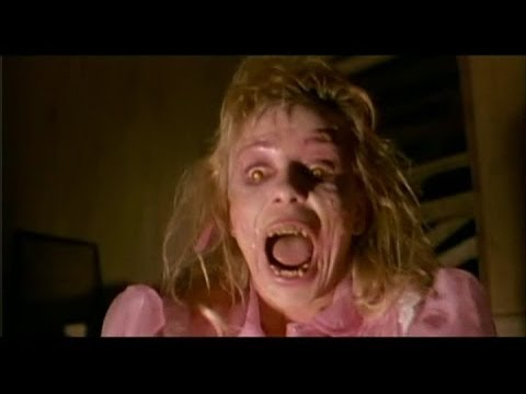 Linnea Quigley Interview - Night of the Demons (1988)