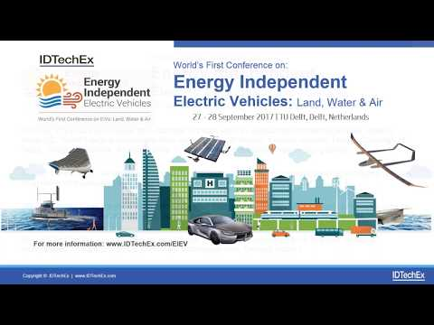 Energy Independent Electric Vehicles Overview