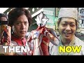 All Ultraman Host  Then And Now