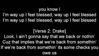 Video Big Sean feat Drake - Blessings ( lyrics) MP3, 3GP, MP4, WEBM, AVI, FLV Juni 2018