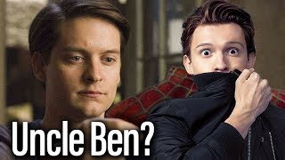 Video Spider-Man: Tom Holland Wants Tobey Maguire As Uncle Ben MP3, 3GP, MP4, WEBM, AVI, FLV Maret 2018