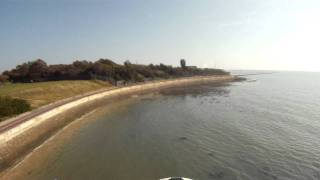 Harwich United Kingdom  city images : Aerial Tour of Harwich, Essex, UK in HD