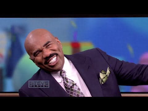 A Surprise Steve Harvey Never Saw Coming
